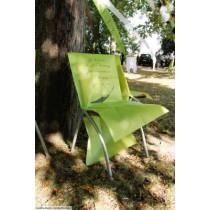 Housse de chaise Je t'aime